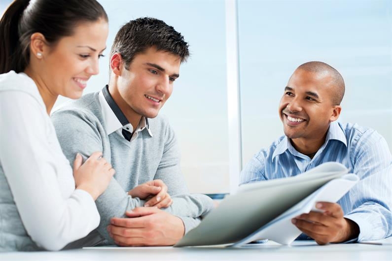 HOMEBUYING MADE EASY WITH A VARIETY OF PROGRAMS FROM OUR DEDICATED MORTGAGE TEAM