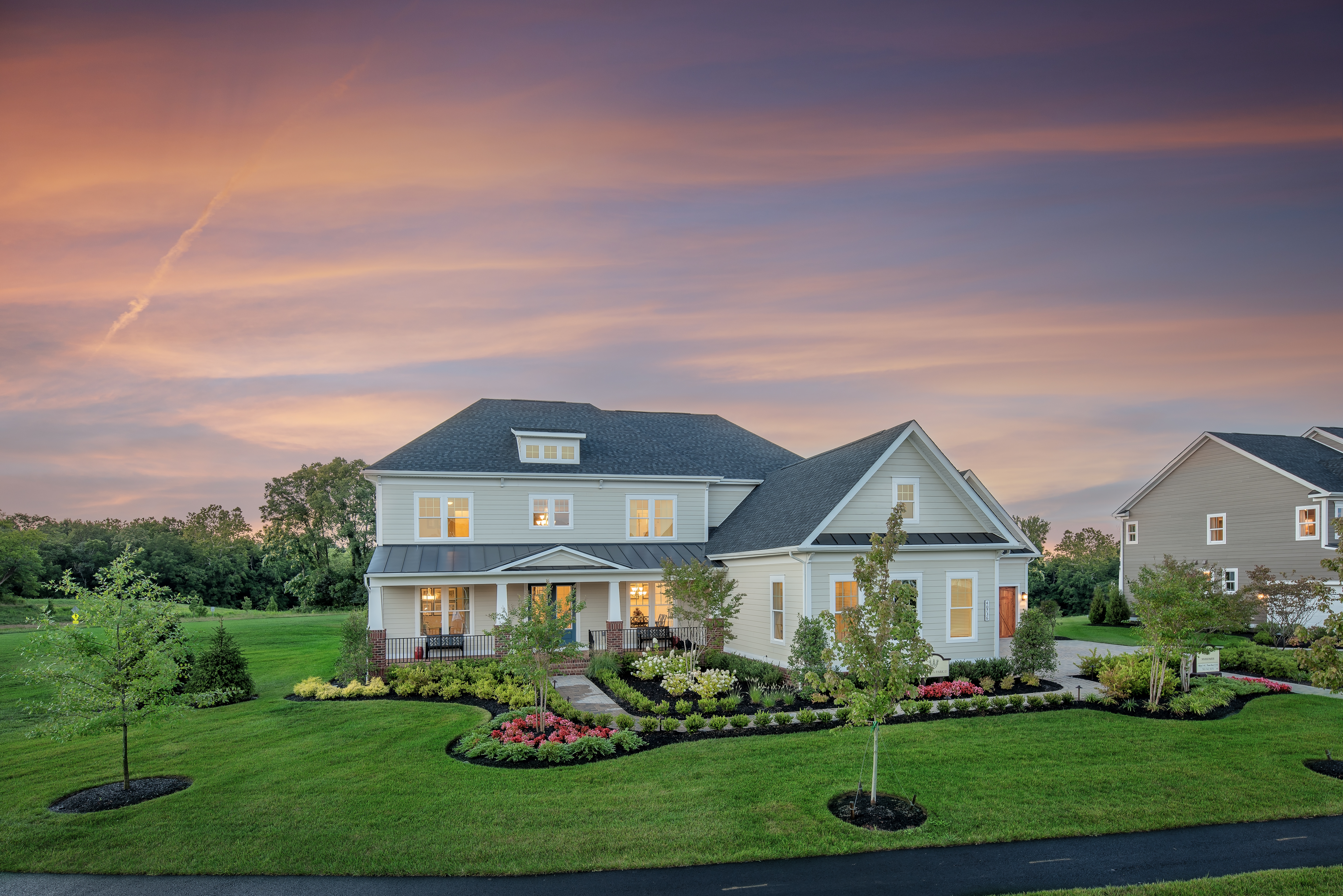 New Luxury Homes For Sale At Willowsford Estates The Grant