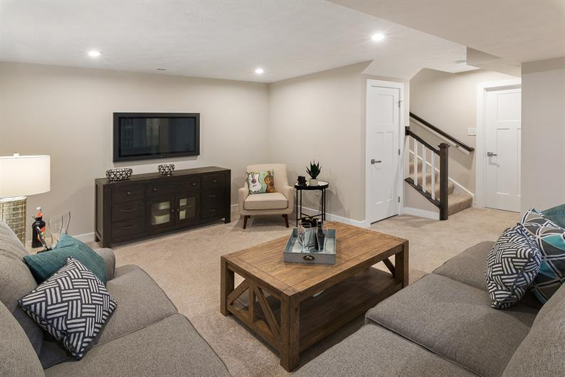 FULL BASEMENTS AVAILABLE FOR STORAGE SOLUTIONS OR TO FINISH FOR EXTRA LIVING SPACE