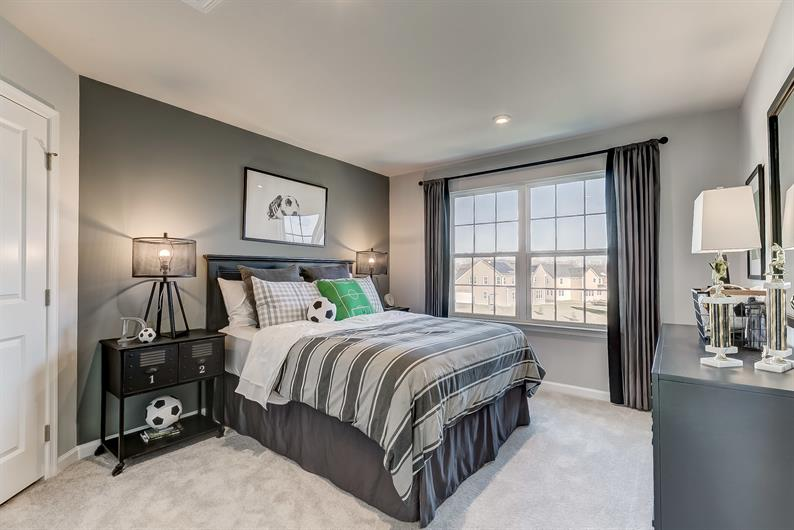 ROOM TO GROW WITH LARGE SECONDARY BEDROOMS