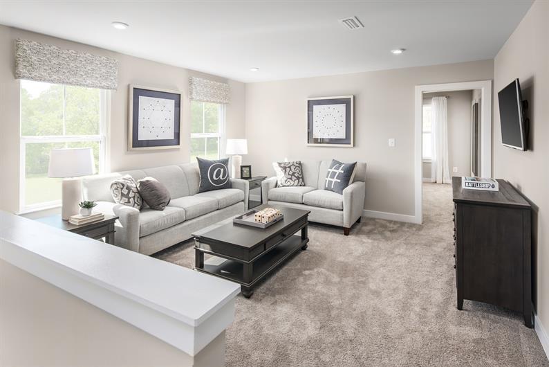 Lofts & Bonus Rooms Available