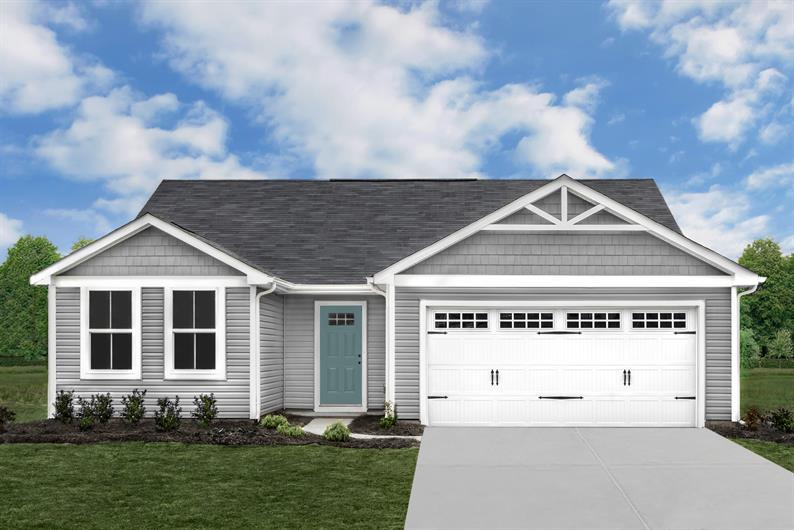 Drive into Ridgeview and pick the homesite of your choice today!