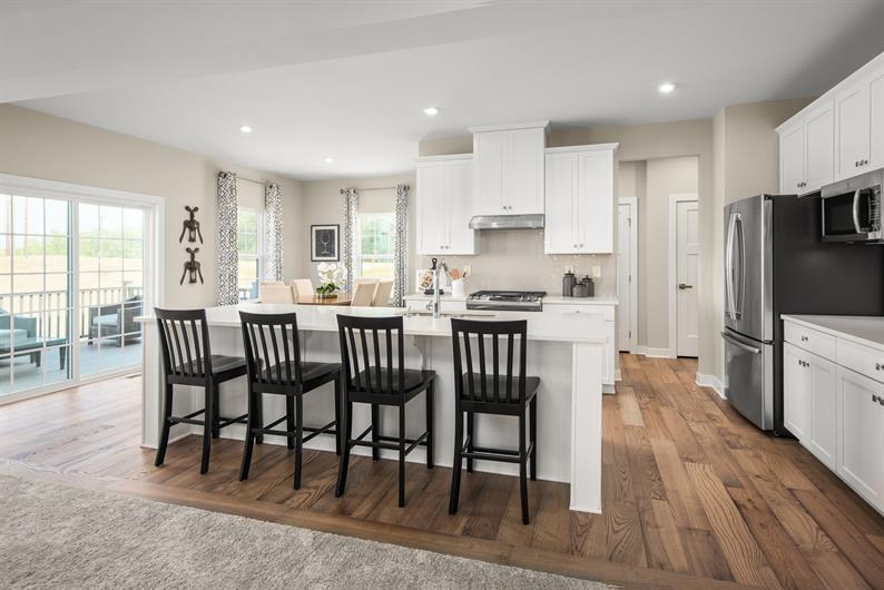 WILLOUGHBY SCHOOLS BEST PRICED NEW HOMES INCLUDE KITCHENS DESIGNED FOR ENTERTAINING