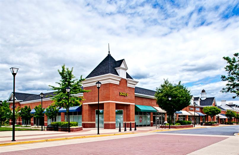 Fairwood's Shopping Center