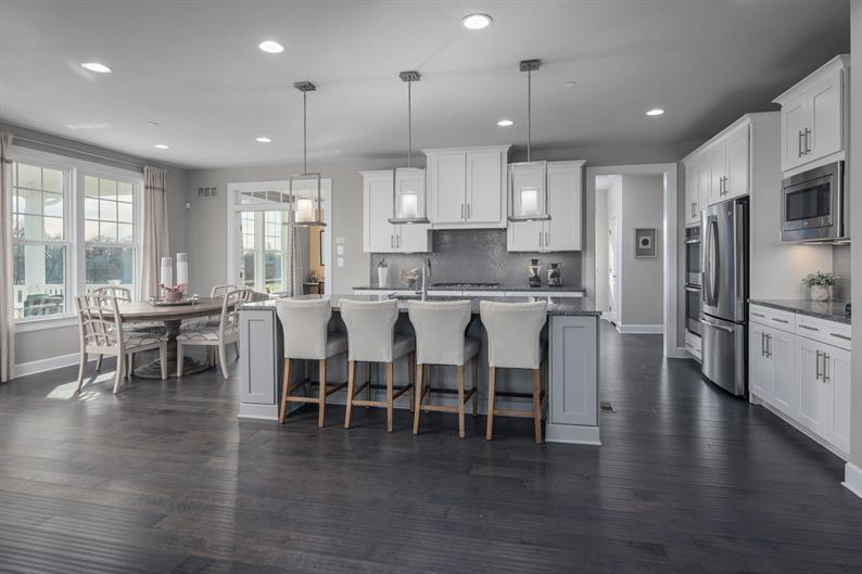 Signature Kitchen Inspired by Chefs