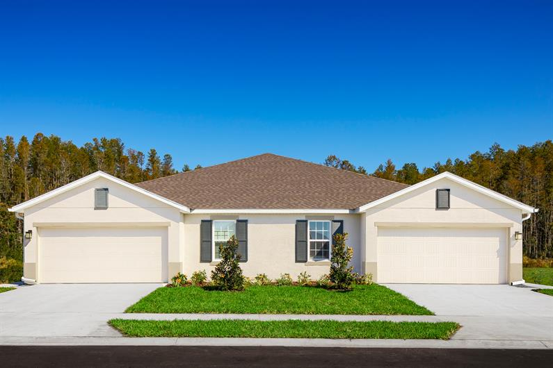 Welcome Home to Cypress Preserve Villas