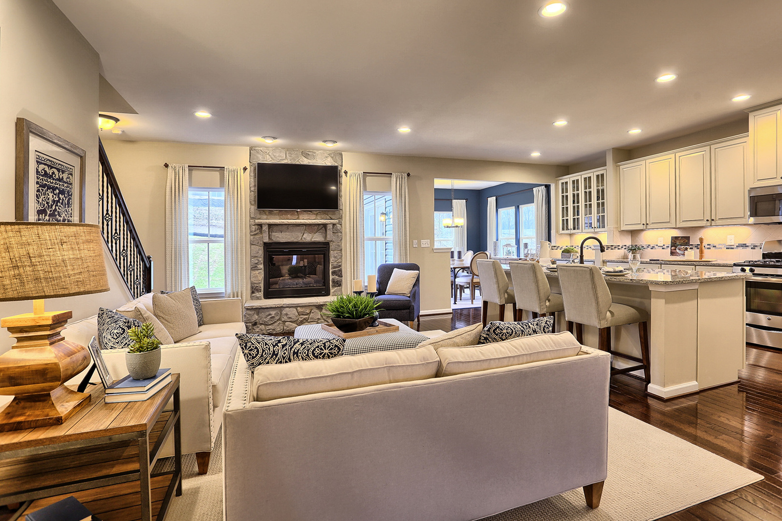 New Homes For Sale At Fork Landing In Milford De Within
