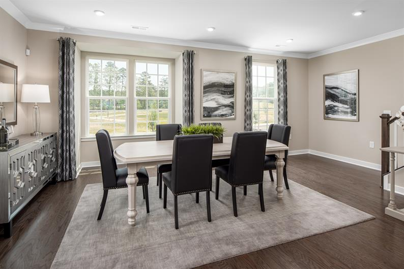 Use Your Dining Area for Formal or Casual Dinners