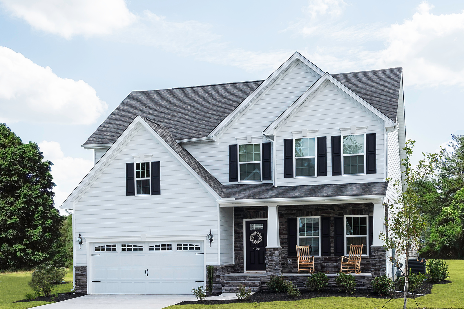 New Homes for sale at Lakeview in Moyock, NC