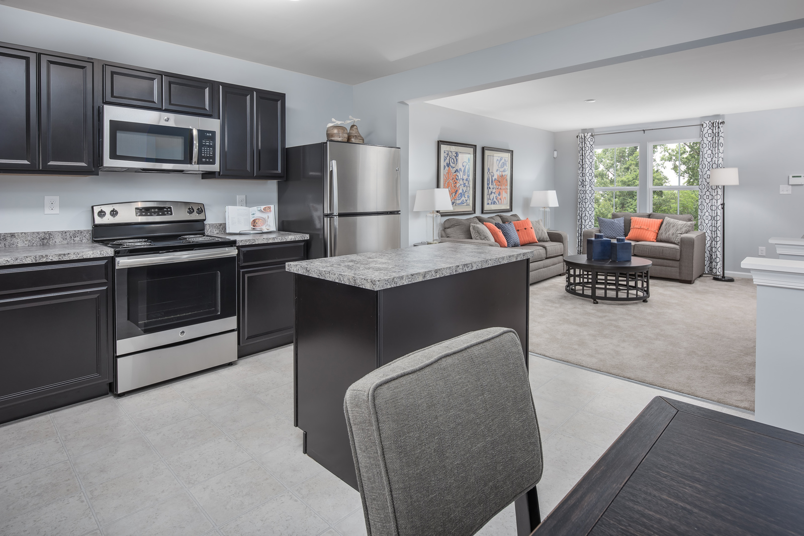 New homes for sale at regents crest in winchester va within the winchesterrsquos most affordable new garage townhomes with wooded views and convenient locationnbsp solutioingenieria Gallery