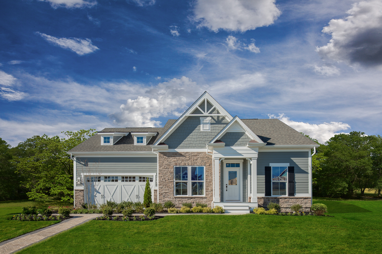 The newest Natelli community in Ocean View offering resort-style amenities and homesites bordered by ponds and mature trees.