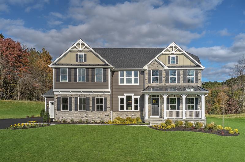 Your Favorite Floorplan on an Oversized Homesite