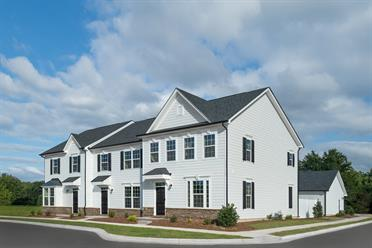 Townhomes at Cramerton Mills