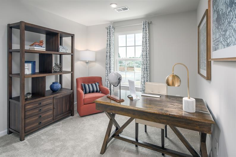 flexible living areas
