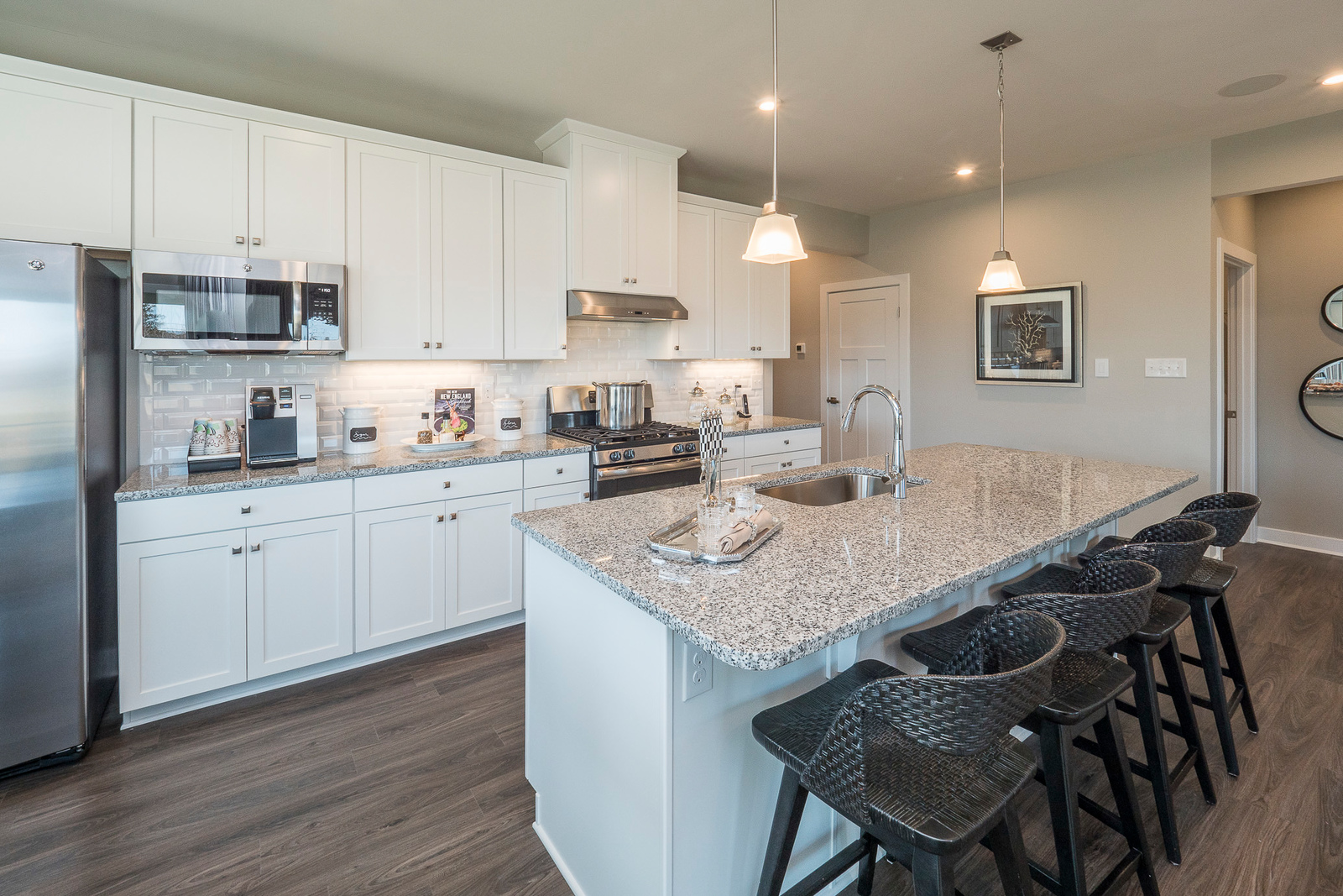 New Bramante Ranch Home Model For Sale Nvhomes