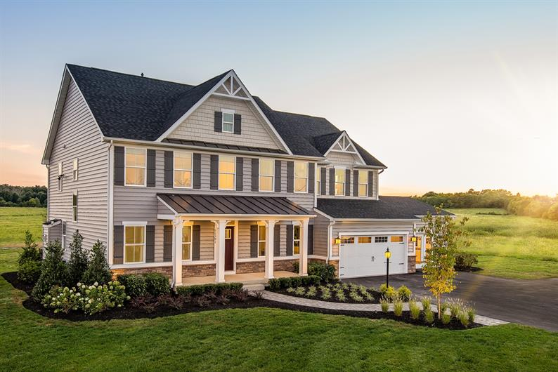 Half-acre Homesites near Five Forks