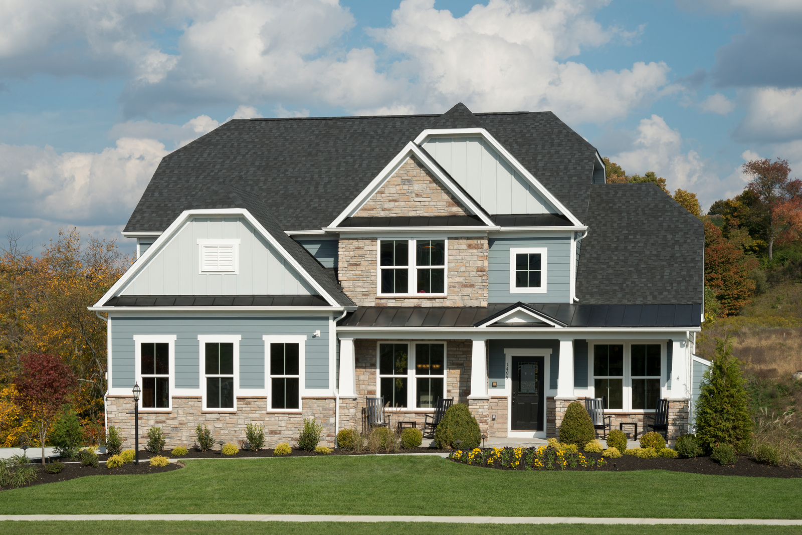 New Bateman Home Model At Emerald Fields Pine Township In Pa Heartland Homes