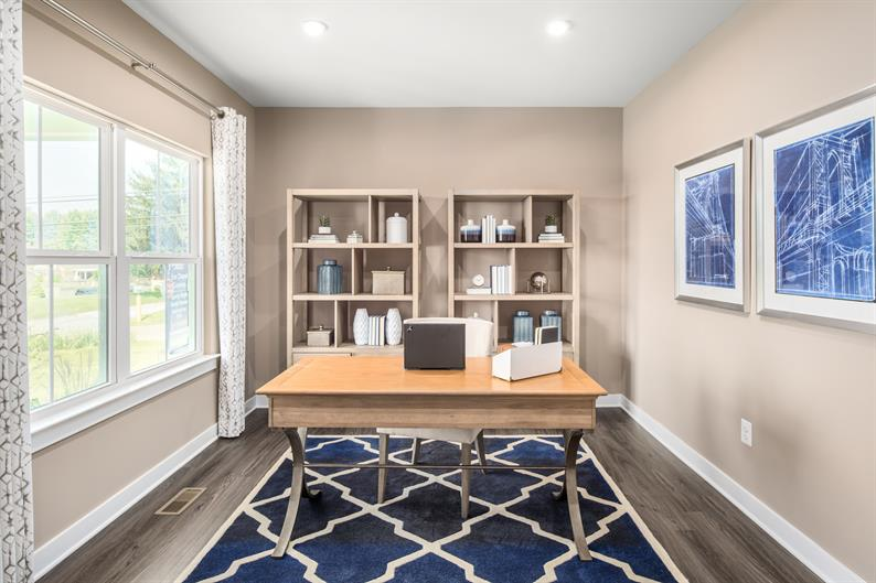 Flexible Spaces Make the Perfect Home Office