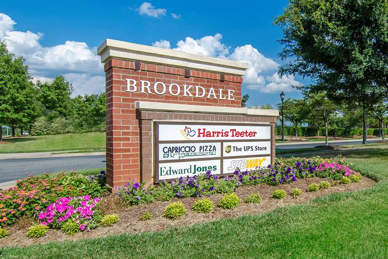 Brookdale Shopping Center is Minutes Away for a Variety of Shopping and Dining Options