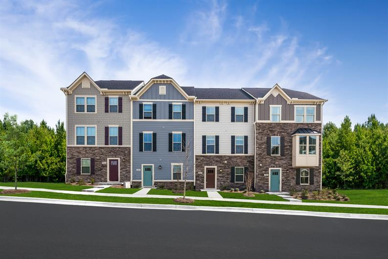 Forest Lakes Townes - Where you'll find the location & lifestyle you are looking for!