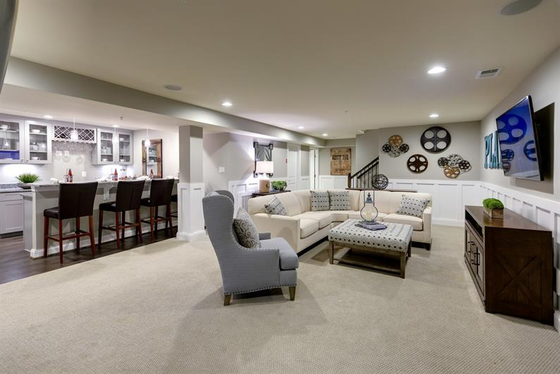 Did we mention finished basements?