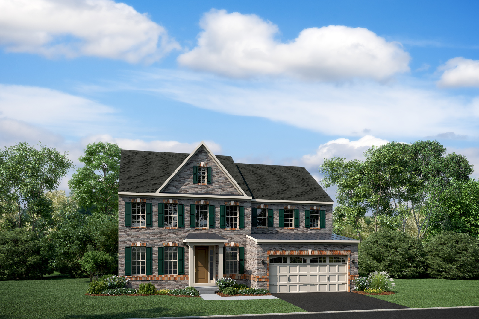 New Longwood Home Model For Sale Heartland Homes