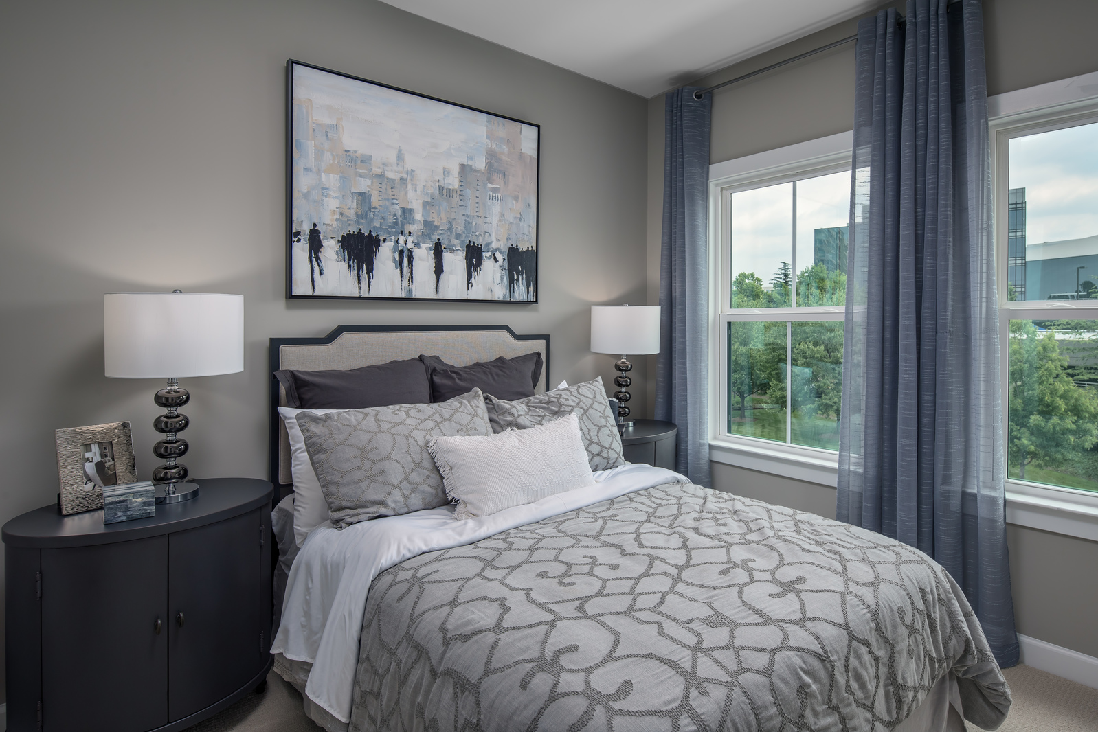 Host out-of-town guests easily with our generously sized floorplans. With sizable secondary bedrooms, your friends will love visiting.