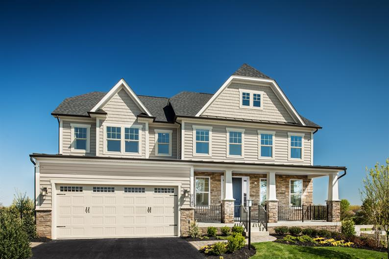 Luxury and Grandeur at Lake Linganore