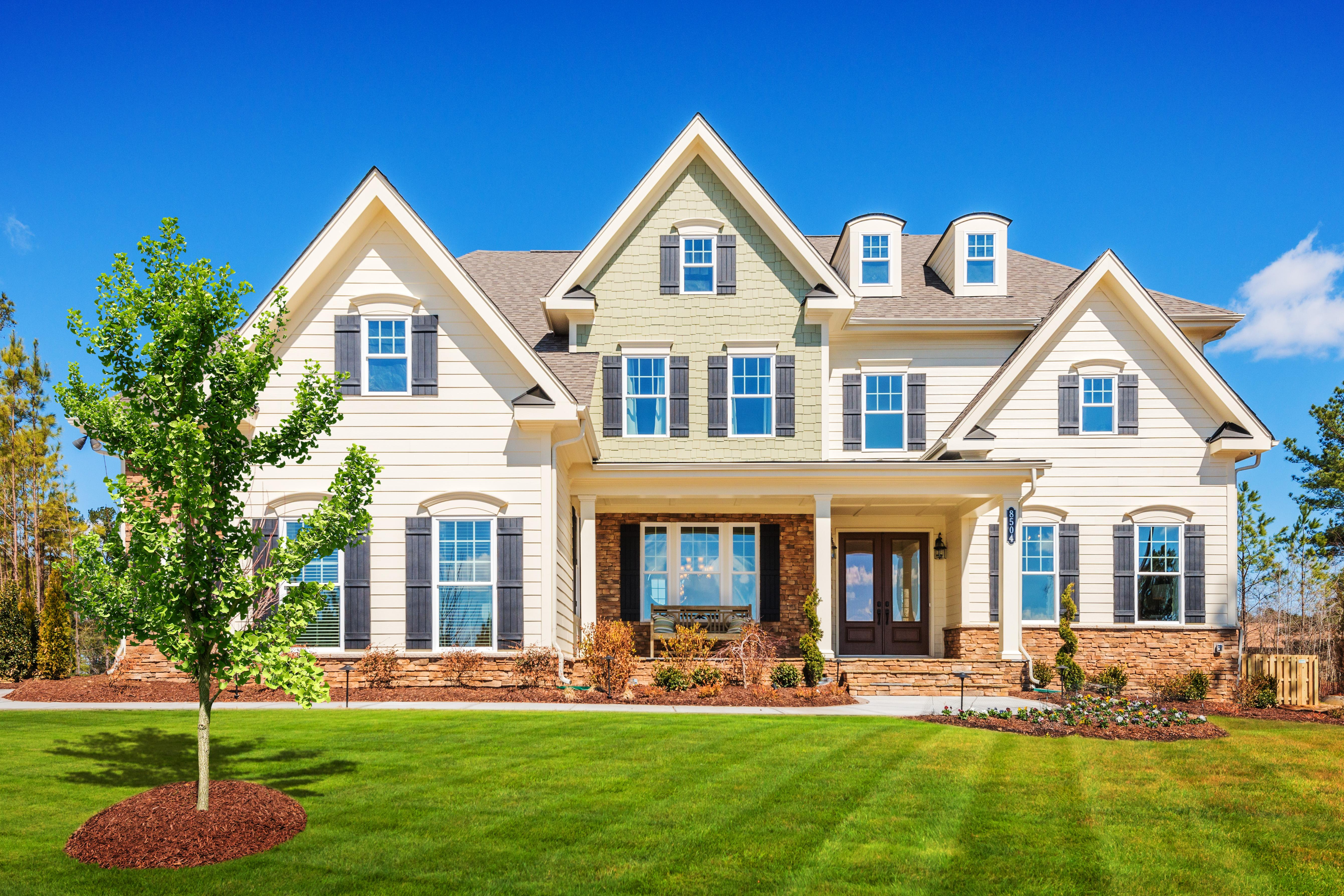 New Clifton Park II Home Model For Sale | NVHomes