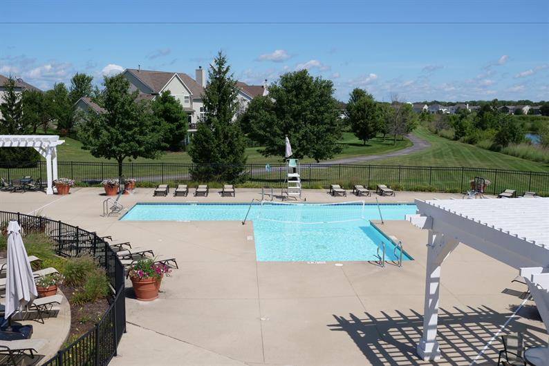 3 Community Pools