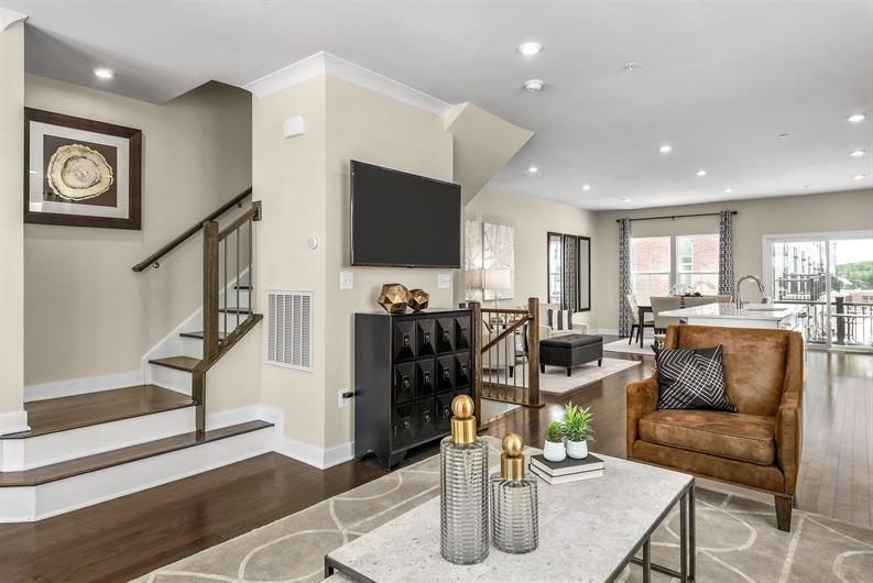 Introducing our urban-series open-concept floorplans