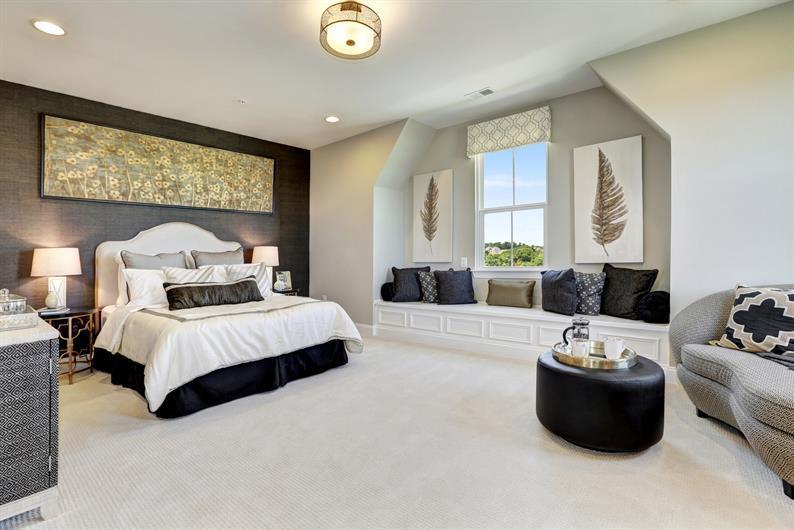 Plentiful Bedroom Options