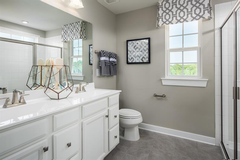 Ensuite Owner's Bath