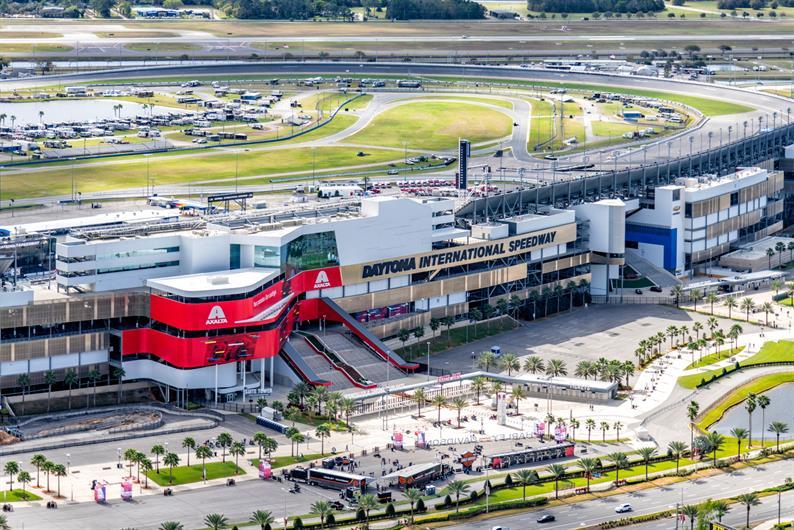 Visit the World's Famous Daytona International Speedway
