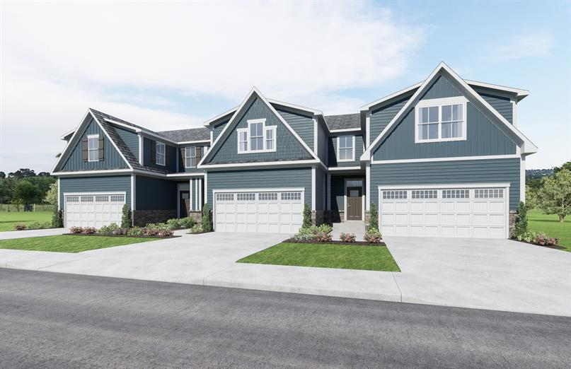 BEST VALUE LOW-MAINTENANCE TOWNHOMES NEAR LAKE NORMAN. FROM LOW $300S