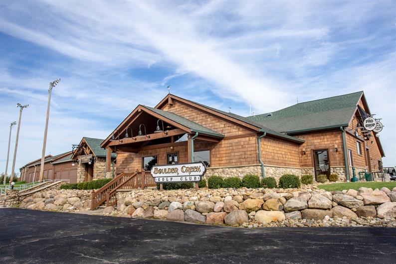 Boulder Creek Lodge & Pro Shop