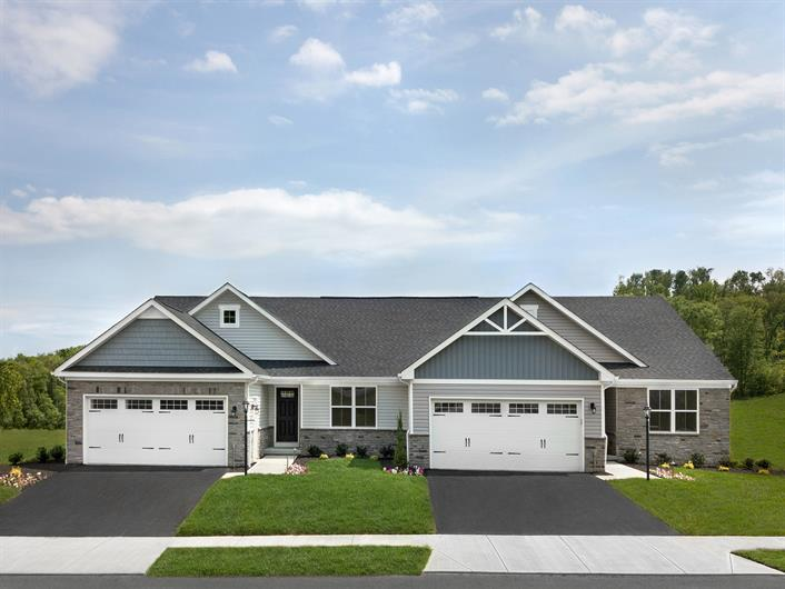 WELCOME TO TWIN LAKE VILLAS - COMING SOON TO LOCUST GROVE FROM THE LOW $300S