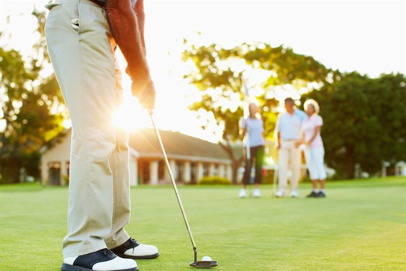 Five Golf Courses Located Within 20 Minutes