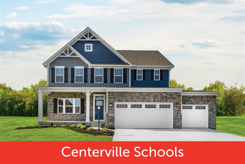 Welcome Home to Creekside at Winding Creek