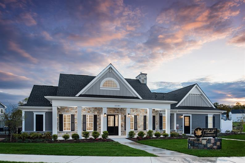 Beautifully Designed Clubhouse