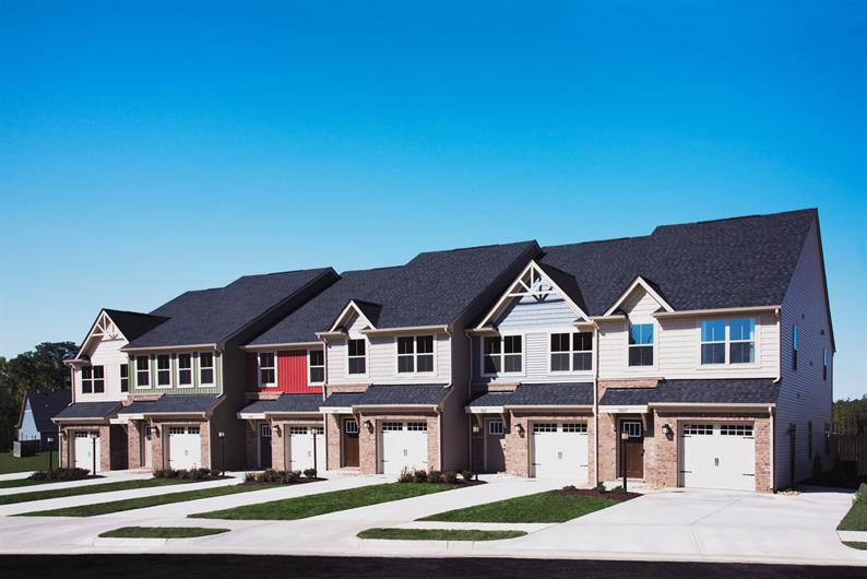 Welcoming 2-story homes to Braden Townes