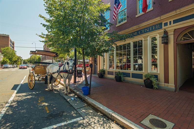 Minutes to Downtown Fredericksburg