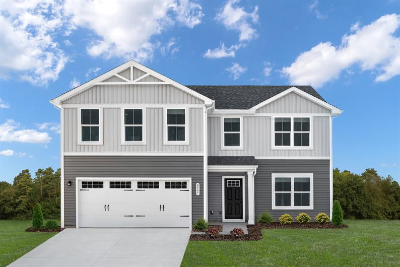 RYAN HOMES AT EVERGREEN – COMING SUMMER 2021 FROM THE LOW $300S