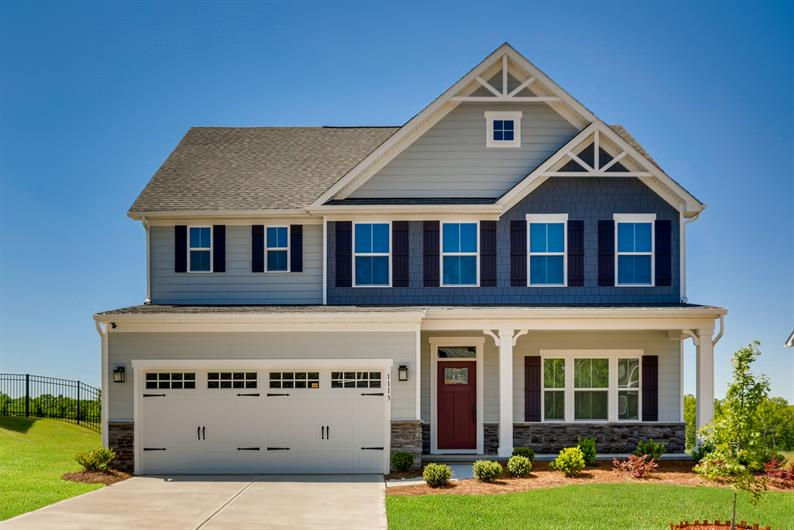 Craftsman Exterior Homes Give Maximum Curb Appeal