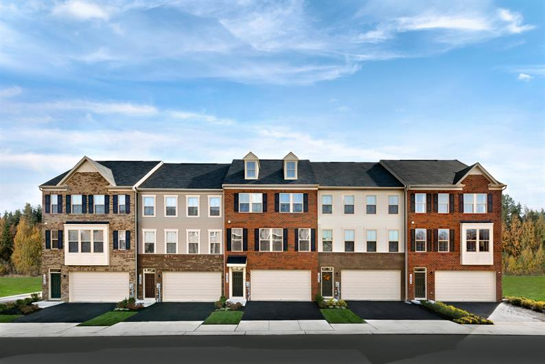 WELCOME TO WESTCHESTER SQUARE - WALDORF'S LUXURY TOWNHOME COMMUNITY