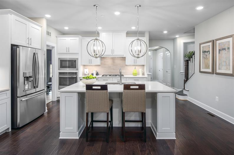 NVHomes Signature Kitchen