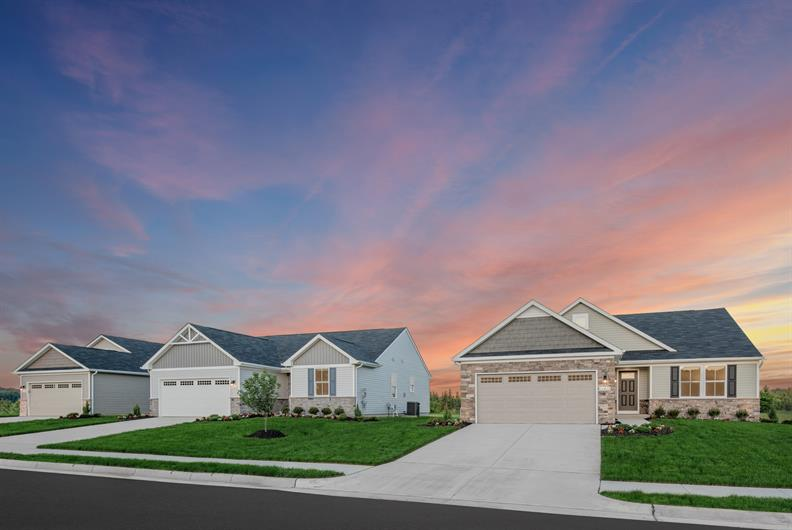 Select a homesite that is just right for you