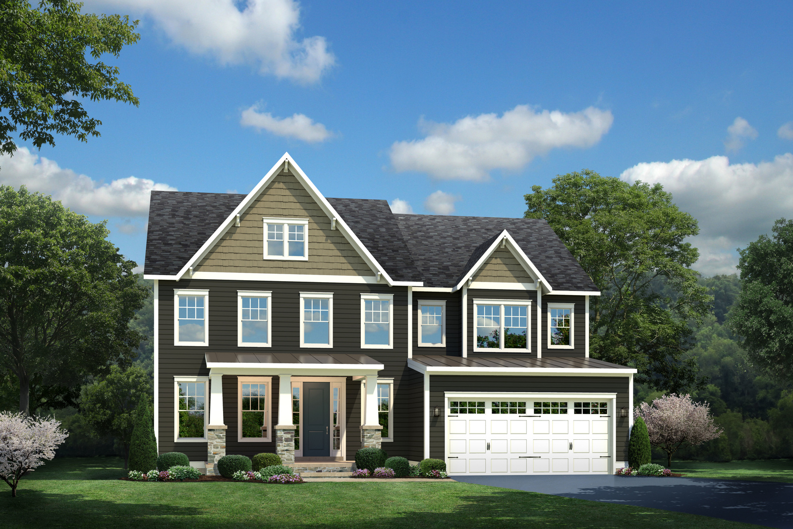 The Sycamore House New Luxury Homes for