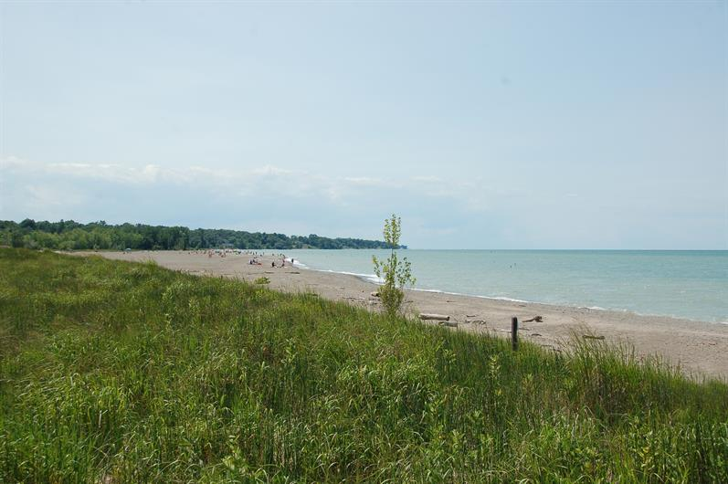 HAVE FUN OUTDOORS AT HEADLANDS BEACH STATE PARK, FAIRPORT BEACHES AND AREA METROPARKS
