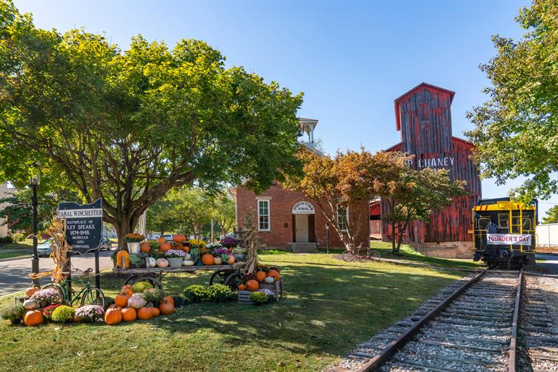EXPLORE CANAL WINCHESTER FAVORITES RIGHT OUTSIDE YOUR DOOR
